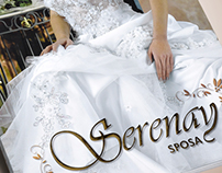 Catalog Design & Shooting / Serenay Sposa