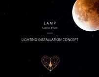 LIGHTING INSTALLATION CONCEPT