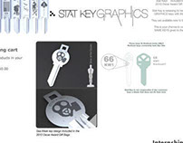 Stat Key Designer Keys