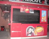 Nescafe scale down