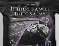 Ray Lewis retire shirt