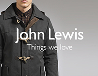 John Lewis Windows 8 app