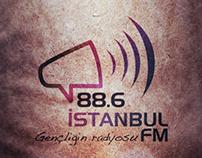Istanbul FM Logo Design