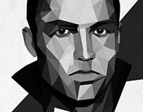 Portrait Cristiano Ronaldo