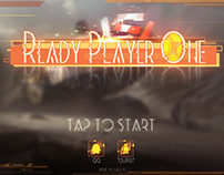 Ready Player One-忙忙酱赛博朋克风UI概念设计