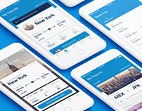 Aeromexico App Redesign