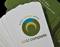 beU Complete - Branding & Business Card - Identity