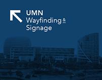 UMN Wayfinding & Signage
