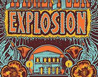 Family Folk Explosion Poster