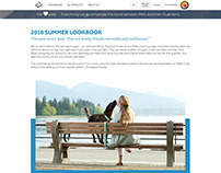 Web Layout - Lookbook