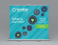 Tenable | Spiceworks Conference Booth