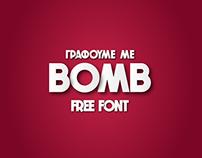 BOMB // Free Typeface