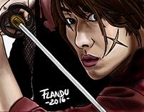 """""""Rurouni Kenshin"""""""