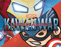 Captain America: Kawaii War