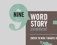 The Nine Word Story Contest