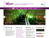 Konnexx Services Website