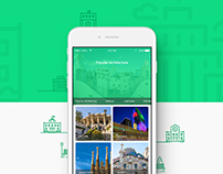 Architecture of Barcelona App