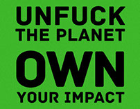 Unfuck the Planet