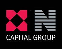 NKF C&CC Capital Group | Identity & Branding