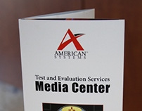 T&E Media Center  Marketing Brochure