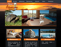 Albatross Hotel Template
