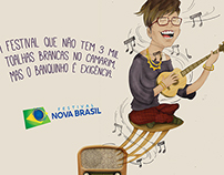 Nova Brasil. FM - Festival