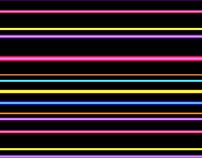 Neon Pattern