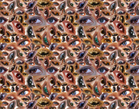 Eye Pattern Alessa Summer 2010