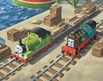 Thomas the Engine (Mattel-Egmont 2017)