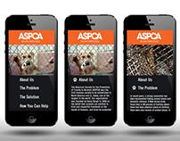 ASPCA Guerilla Ad Campaign