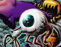 Mongoose, Lee Cooper, Crusty Demons & Minion SB