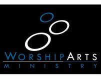 Richland Bible Church Worship Arts Logo Presentation