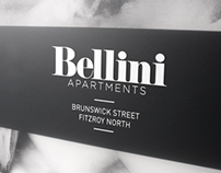 Bellini Apartments Ring Binder