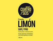 CUATRO/SEIS. Café frío