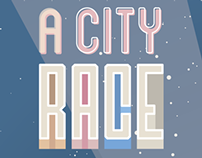 A city race