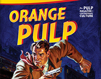 Orange Pulp Exhibition