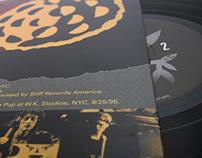 Bush Tetras Album Design