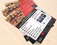Law Flyer Design