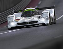 Mercedes LMR1