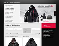Web | Audi Concept