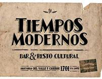 Tiempos Modernos Bar & Resto Cultural