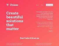 Design website Unless