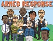 Armed Response Mockumentary Promo Cover