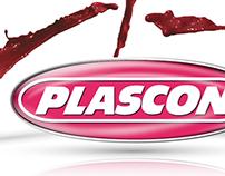 3D Plascon Logo
