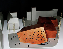 Interdisciplinary Arts Center in Vilnius