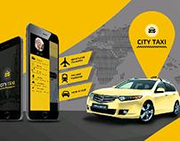 City Taxi App
