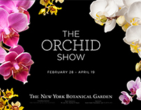 THE ORCHID SHOW - The New York Botanical Garden
