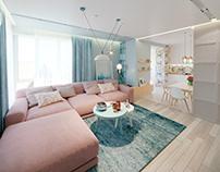"""Apartment in """"Renuar"""""""
