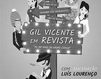 Cartaz // Teatro Gil Vicente