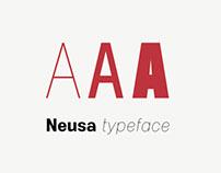 Neusa Typeface